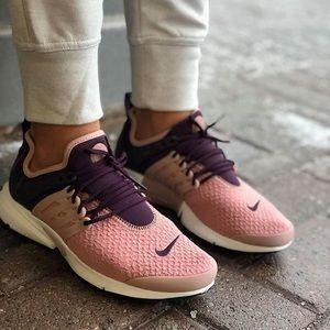 Nike Presto Rosa Burgunder Genser KVgaOp